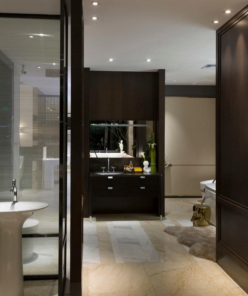 厦门AXENT恩仕国际顶级卫浴空间设计
