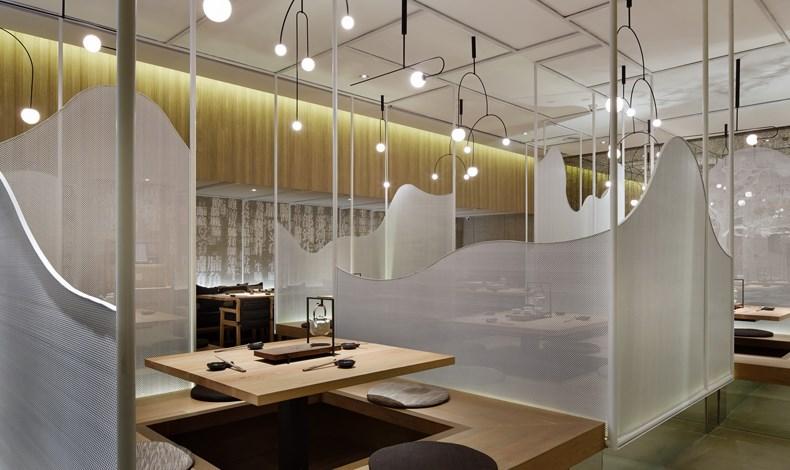 雕爷牛腩餐饮空间设计