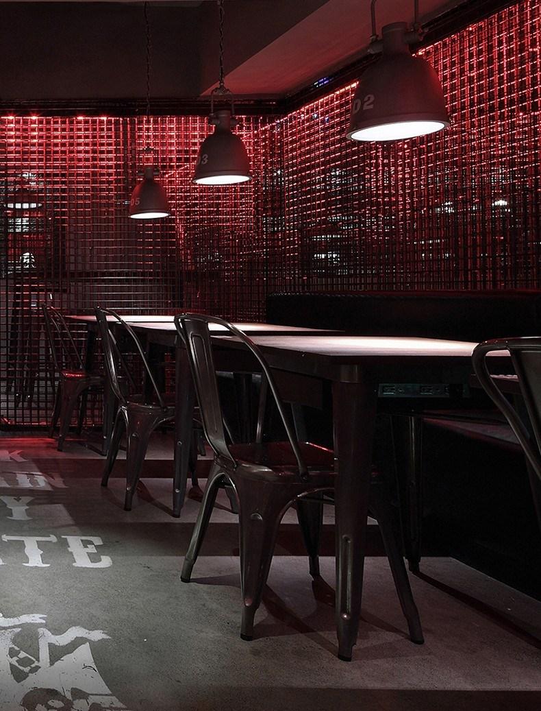 海盗鲜生餐厅设计