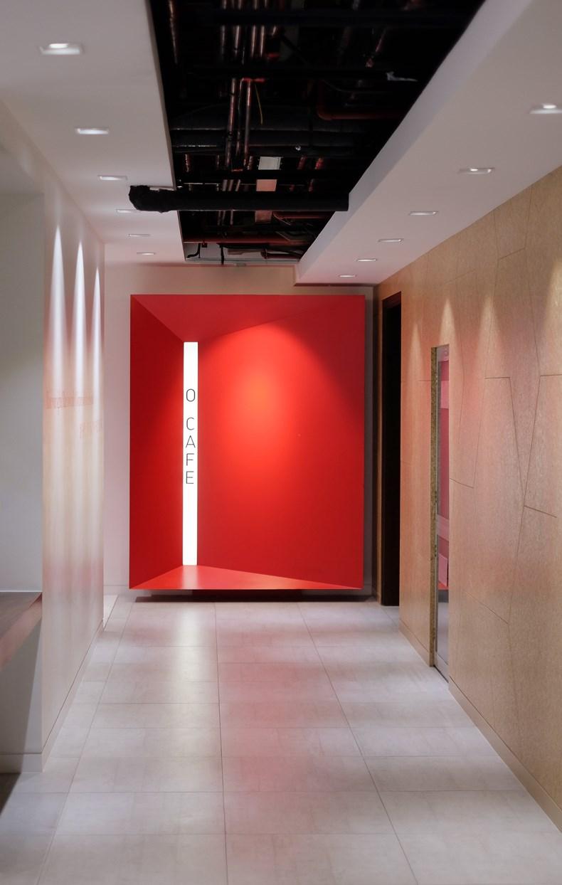 【首发1】奥美(北京)办公空间设计天熙公馆装修设计图片