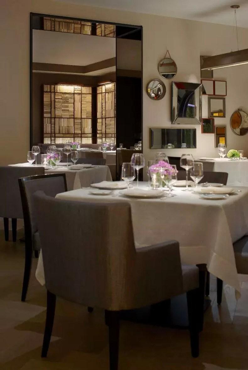 纽约半岛酒店CLEMENT餐厅 装饰物品