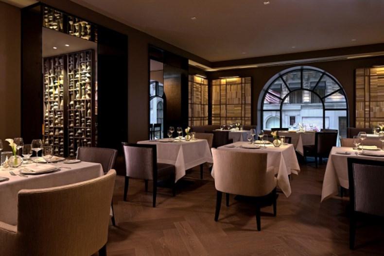 纽约半岛酒店CLEMENT餐厅 雅布