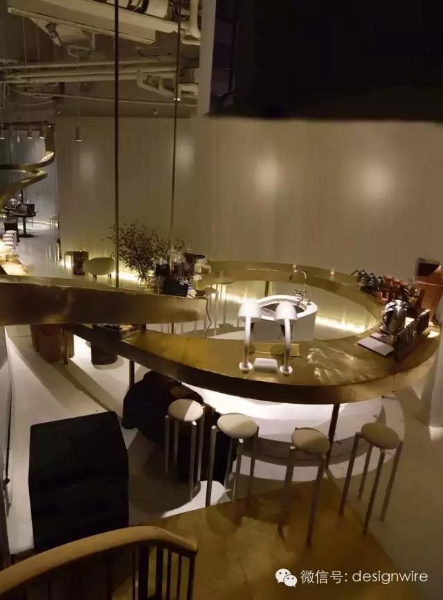 新天地首家质馆咖啡设计