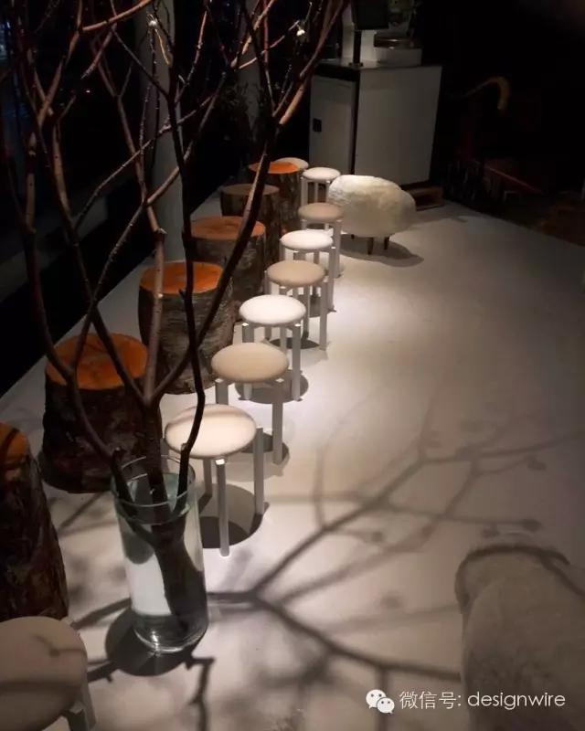 上海新天地首家质馆咖啡设计
