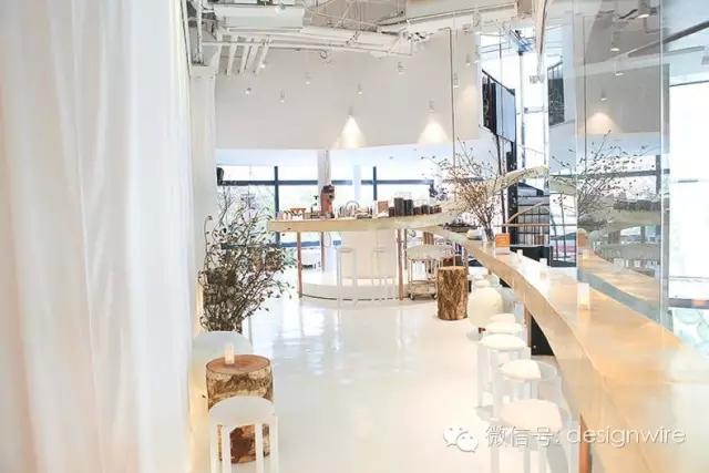 上海新天地首家质馆咖啡设计3