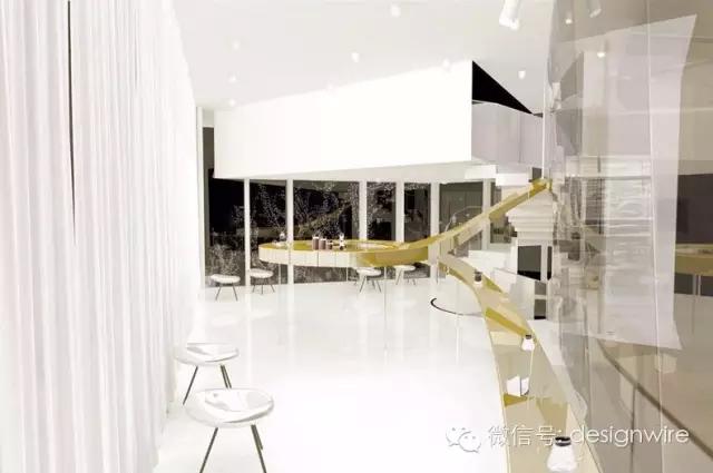 上海新天地首家质馆咖啡设计 效果图