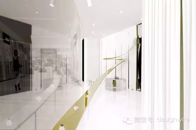 上海新天地首家质馆咖啡设计 效果图2