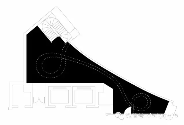 上海新天地首家质馆咖啡设计 平面图