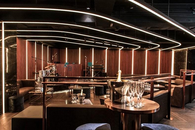 全新纽约风格爵士乐酒吧「STUDIO」设计4