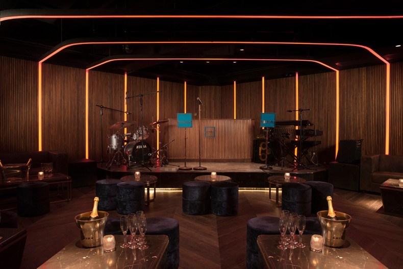 全新纽约风格爵士乐酒吧「STUDIO」设计3