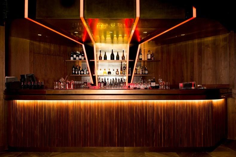 全新纽约风格爵士乐酒吧「STUDIO」设计6