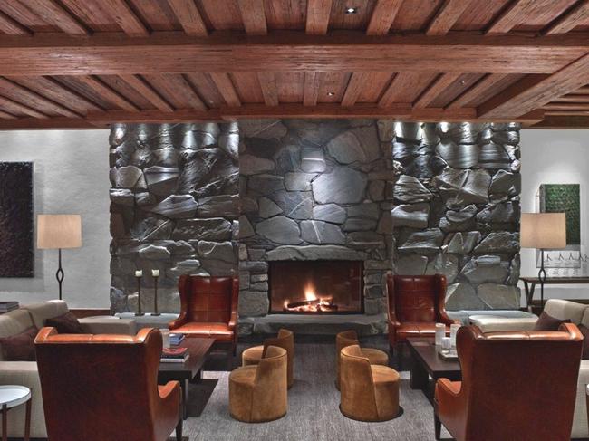 The Alpina Gstaad酒店设计4