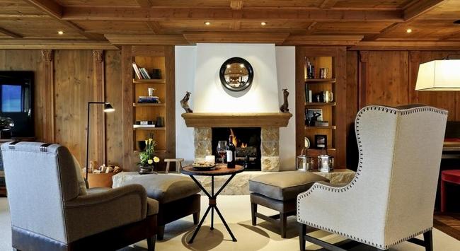 The Alpina Gstaad酒店设计13
