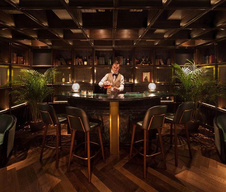 香港Foxglove餐厅设计15