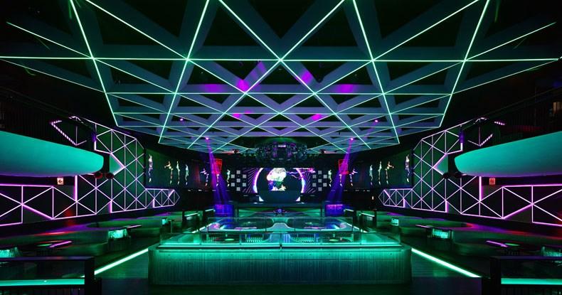OMNI night club Taipei7