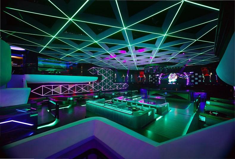 OMNI night club Taipei8