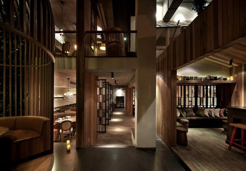 印巷餐厅设计 - 设计腕儿【腕儿案例】