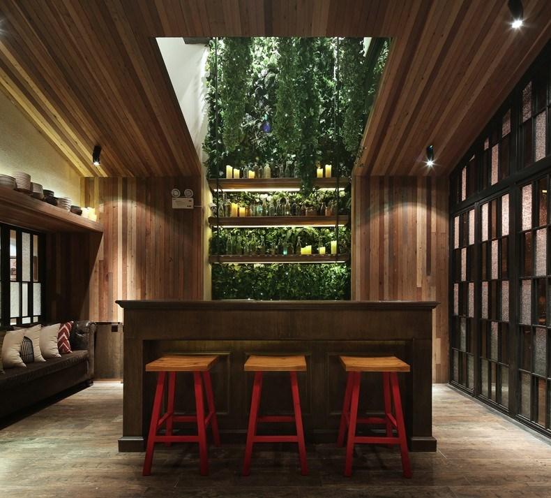 印巷餐厅设计-细节