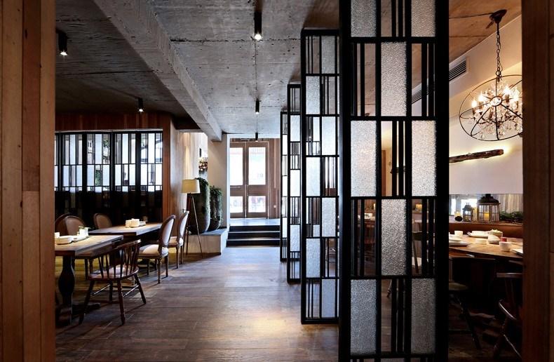 印巷餐厅设计-一层