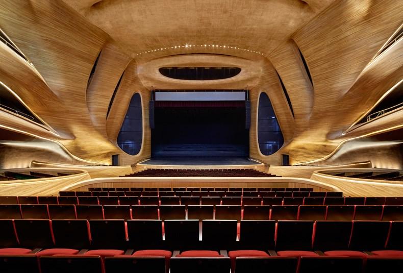 哈尔滨大剧院设计22