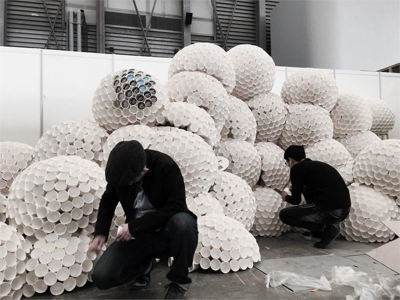 designwire艺术装置亮相2016上海国际建筑与室内设计周