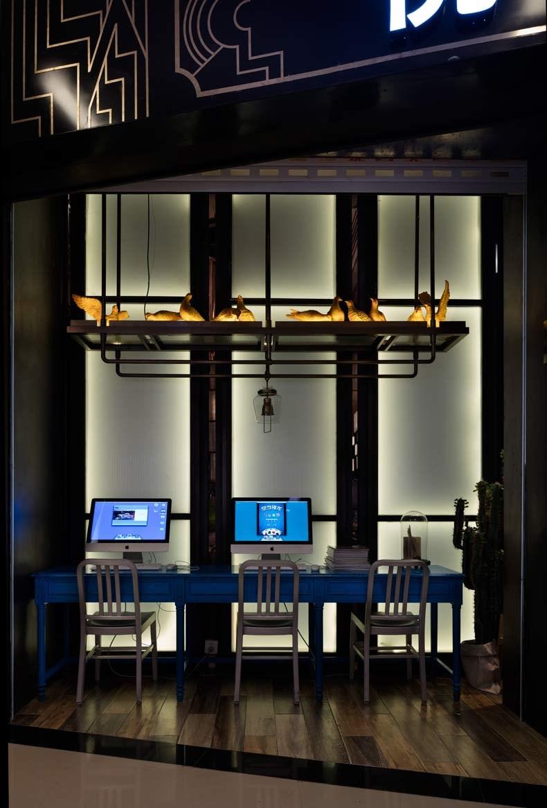 设计创造价值|孙黎明:多伦多海鲜自助餐厅-03