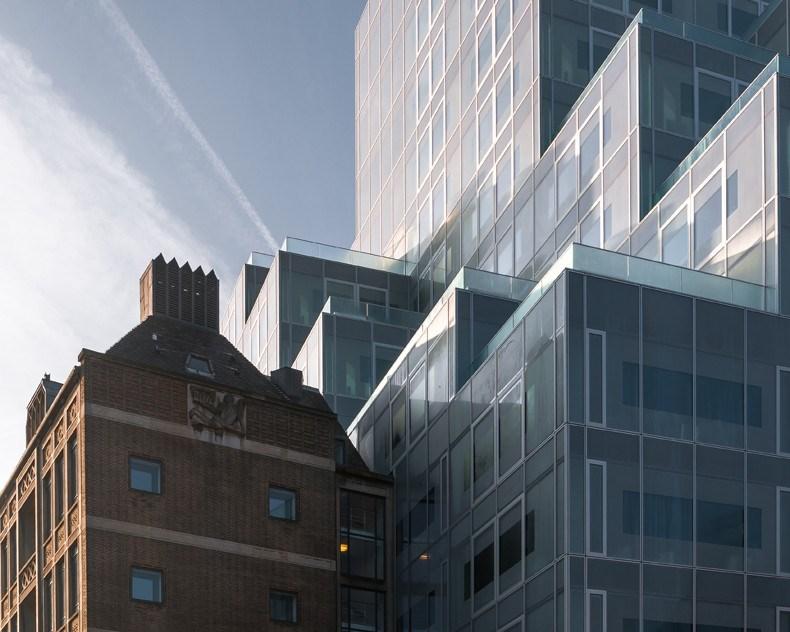 库哈斯新作:鹿特丹Timmerhuis商住综合体设计16