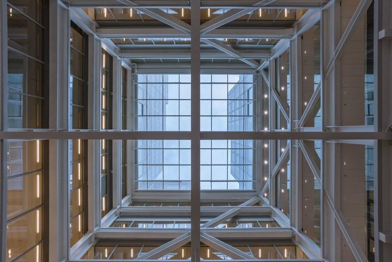 库哈斯新作:鹿特丹Timmerhuis商住综合体设计12.jpg