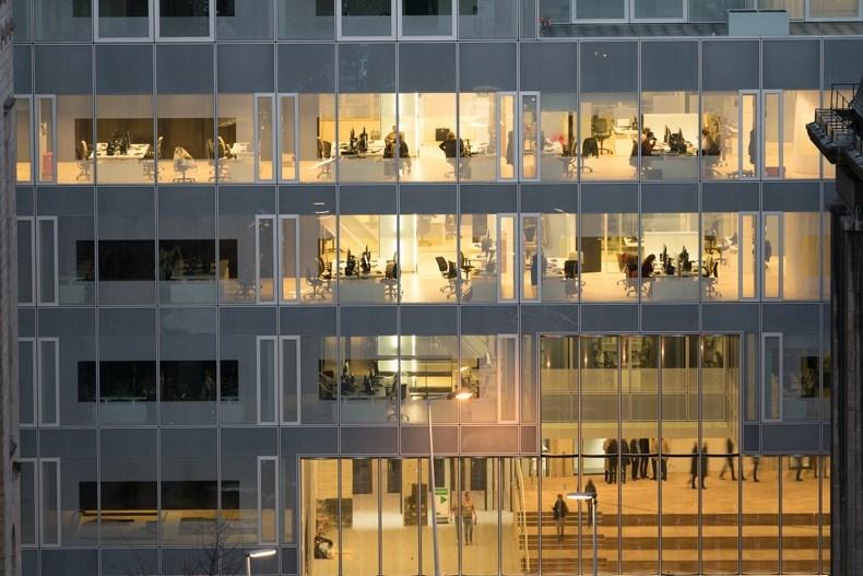 库哈斯新作:鹿特丹Timmerhuis商住综合体设计4.jpg