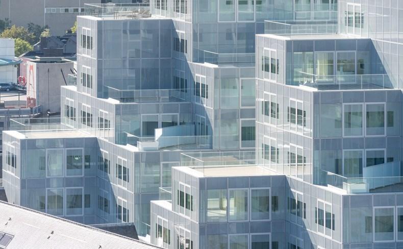 04-库哈斯新作:鹿特丹Timmerhuis商住综合体设计6