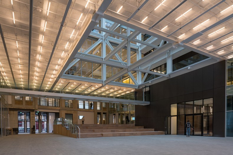 库哈斯新作:鹿特丹Timmerhuis商住综合体设计10.jpg
