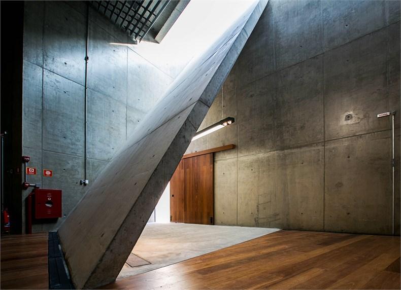 巴西塞古鲁港文化中心—一座具人文关怀的中心-04