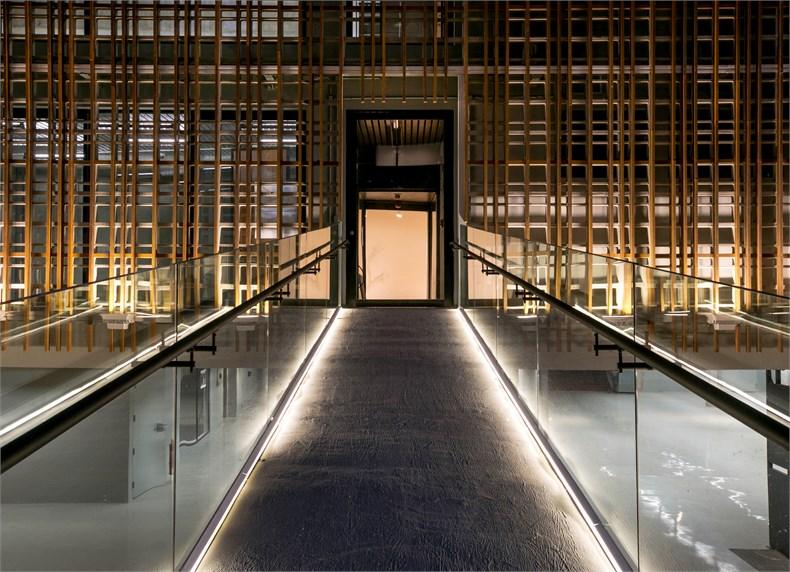 巴西塞古鲁港文化中心—一座具人文关怀的中心-06