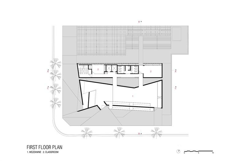 巴西塞古鲁港文化中心—一座具人文关怀的中心-17