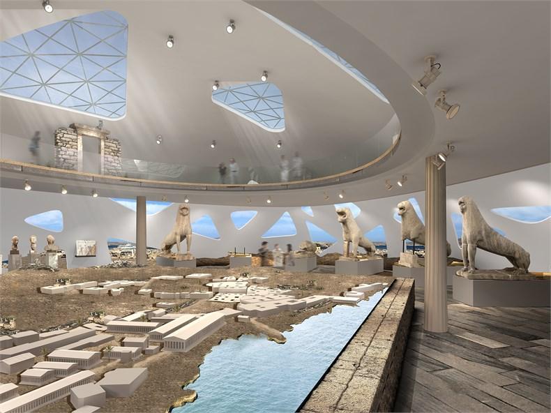 对话希腊博物馆设计师让•皮埃尔•海姆(Jean-Pierre HEIM)-04