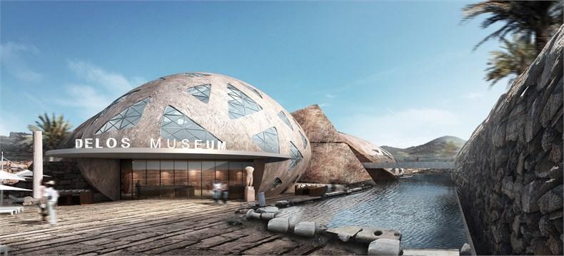 对话希腊博物馆设计师让•皮埃尔•海姆(Jean-Pierre HEIM)-07