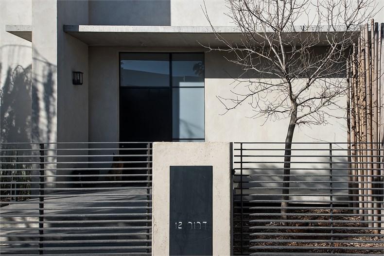 特拉维夫郊区住宅设计-02