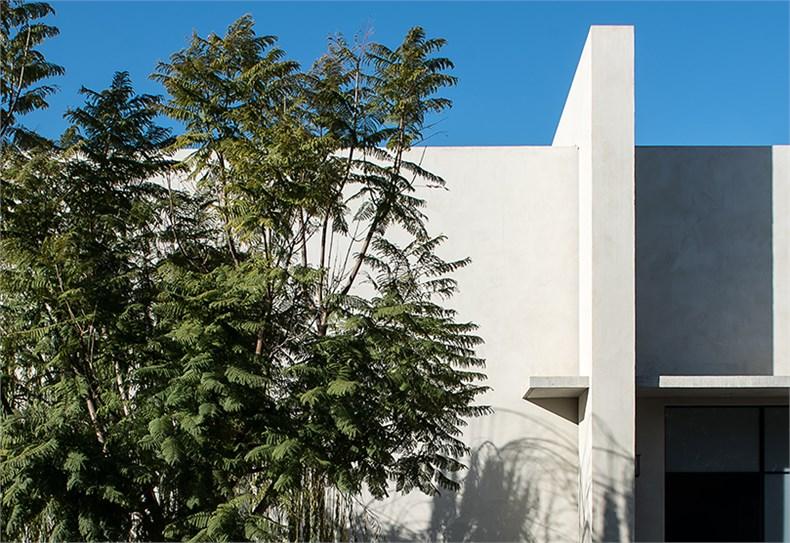 特拉维夫郊区住宅设计-03