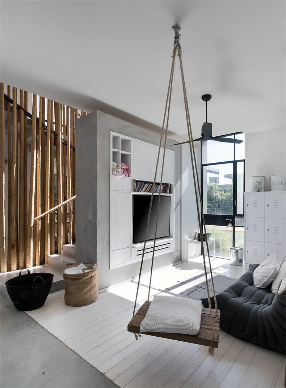 特拉维夫郊区住宅设计-10