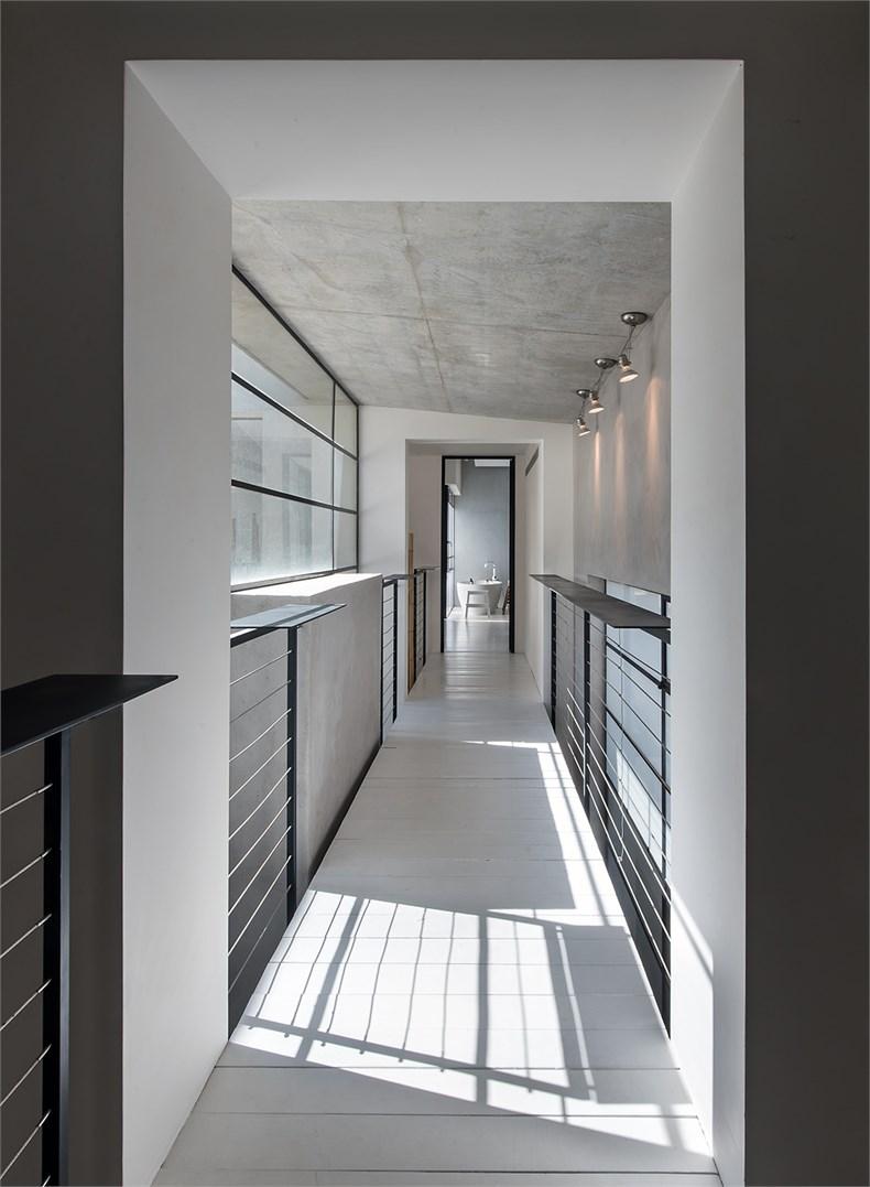 特拉维夫郊区住宅设计-14