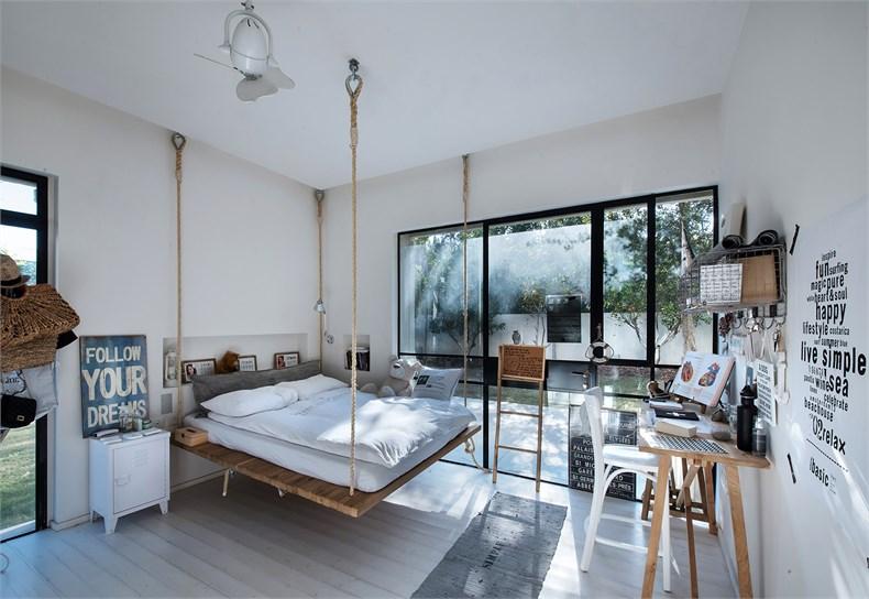 特拉维夫郊区住宅设计-18