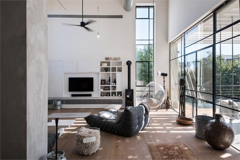 特拉维夫郊区住宅设计-21