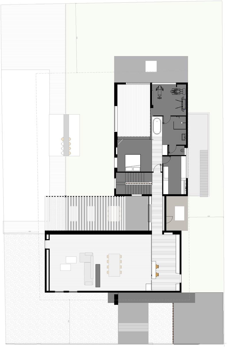 特拉维夫郊区住宅设计-26