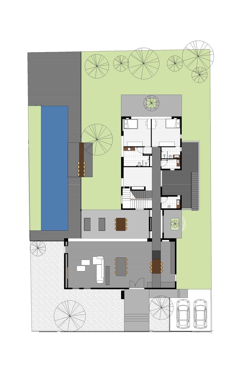 特拉维夫郊区住宅设计-27