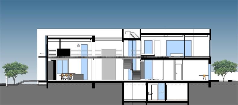 特拉维夫郊区住宅设计-28