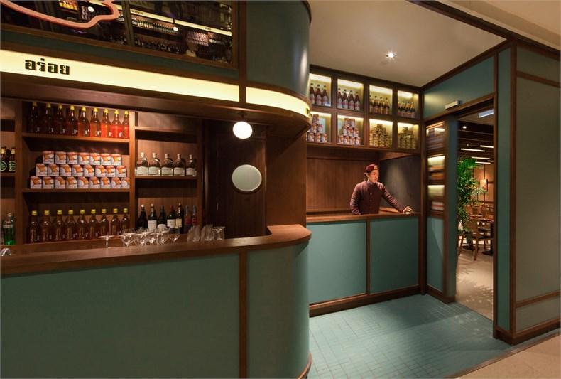 Mak Mak泰式餐厅设计-02