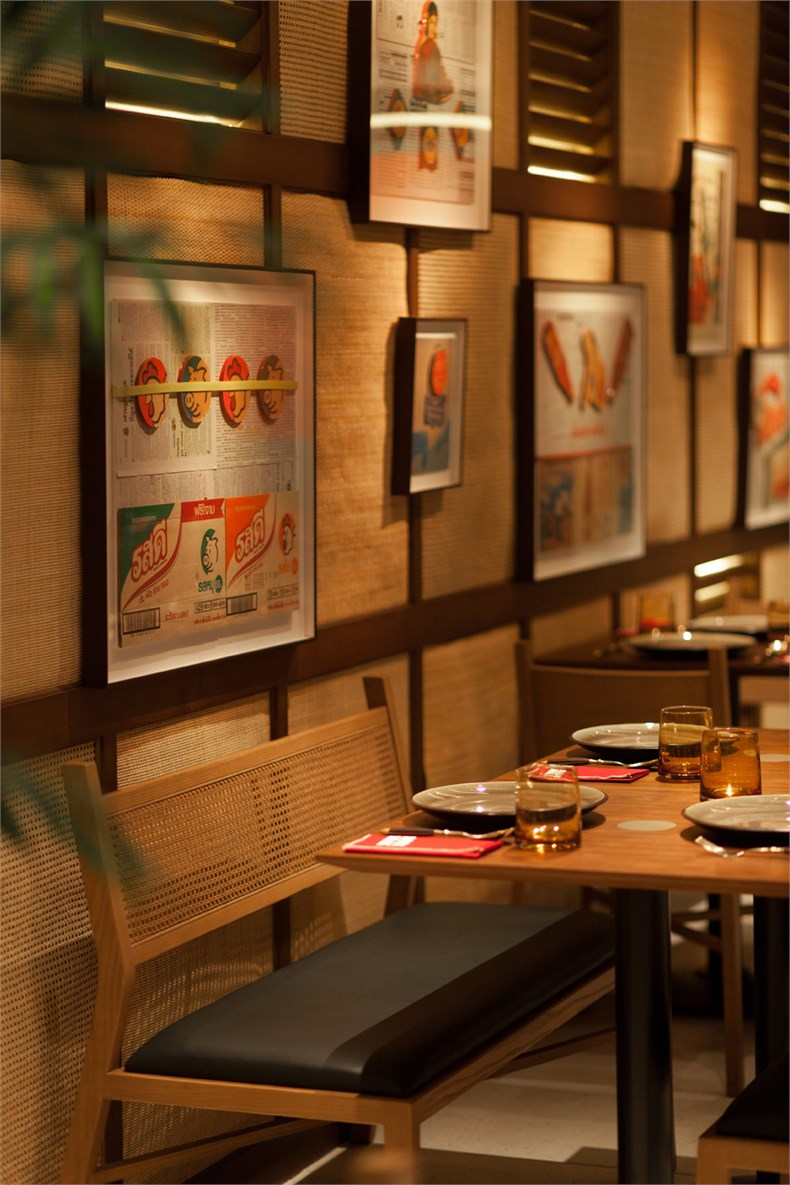 Mak Mak泰式餐厅设计-09