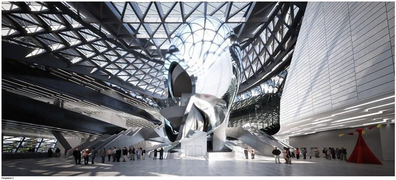 深圳当代艺术馆和规划展览馆设计3