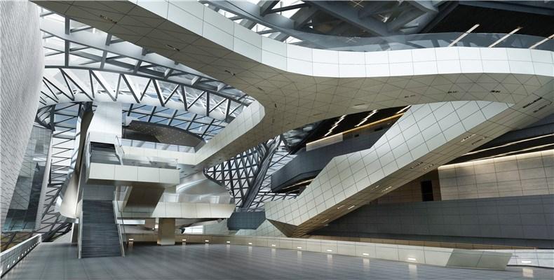 深圳当代艺术馆和规划展览馆设计5