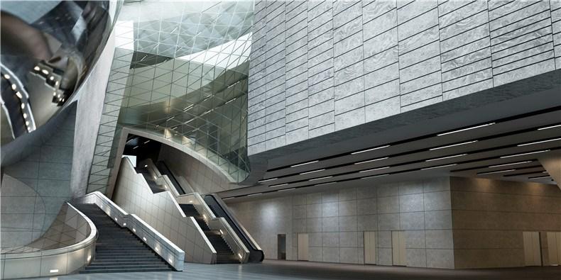 深圳当代艺术馆和规划展览馆设计7